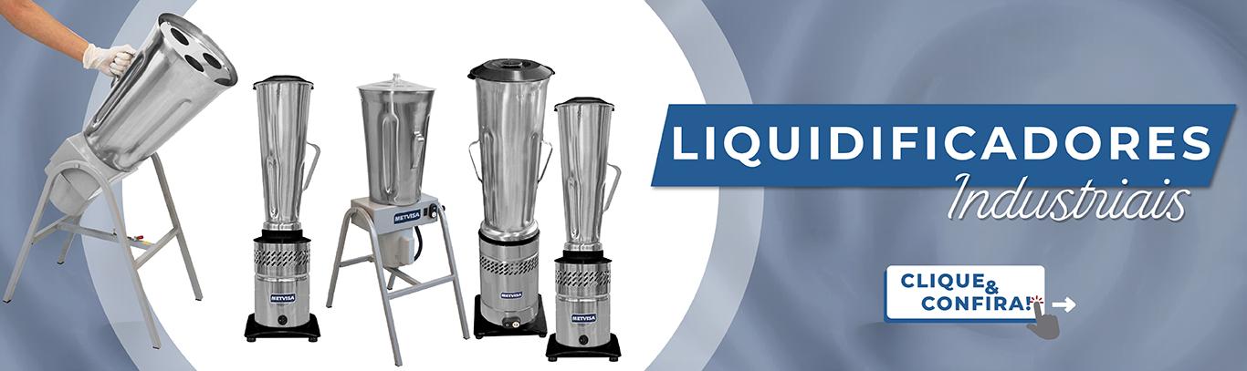 Liquidificadores Industriais