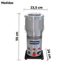Cutter Cortador De Alto Redimento 6 Litros Industrial – Metvisa - CUT6