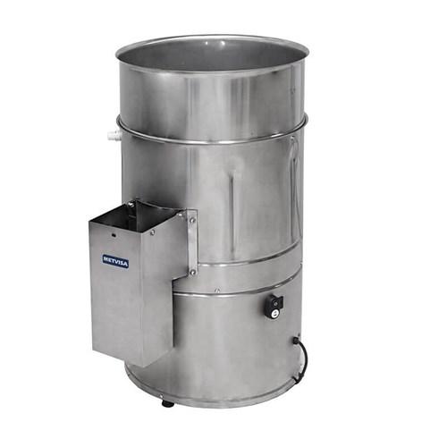 Descascador  De Batata 10kg Profissional - Db10 - Metvisa