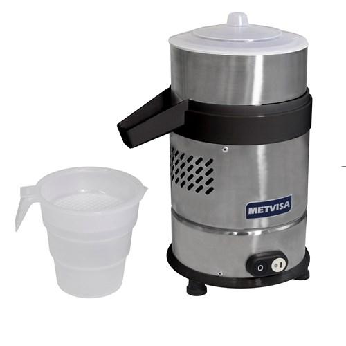 Extrator  De  Suco De Laranja E Limão Industrial Max  Motor 0,5cv - Espm Metvisa