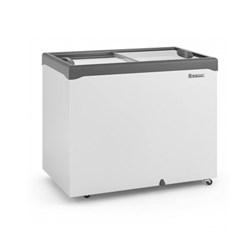 Freezer Horizontal 310 Litros Gelopar Dupla Ação Tampa de Vidro (GHDE-310)