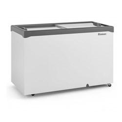 Freezer Horizontal 410 Litros Gelopar Dupla Ação Tampa de Vidro (GHDE-410)
