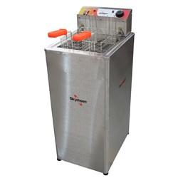 Fritadeira Elétrica Skymsen Agua e Oleo 18 Litros 8.000W  - FRP-18 220V