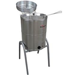 Fritadeira Elétrica Skymsen Agua e Oleo 24 Litros 5.000W  - FC-N 220V