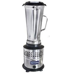 Liquidificador Alta Rotaca 1,5 Litros Inox - Metvisa - Lar1,5