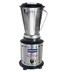 Liquidificador Alta Rotacão 1,5l Slim Copo Inox - Metvisa -  Larl1,5