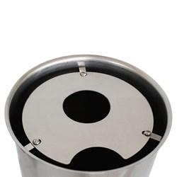 Liquidificador  Alta  Rotacao  2 Litros Inox - Lar2 -   Metvisa