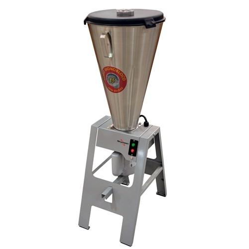 Liquidificador Basculante 15 Litros Skymsen 1,5 CV Copo Monobloco Inox - LB15