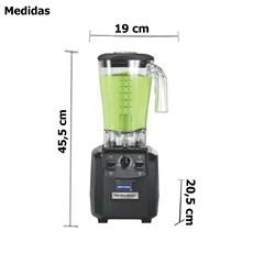 Liquidificador Blender Alta  Rotacao 1,8 Litros Fury Hamilton Beach - Fur220 - Metvisa