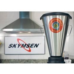 Liquidificador Industrial 10 Litros Skymsen  0,5CV Monobloco em Inox Super - LS-10MB