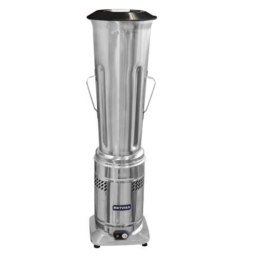 Liquidificador Industrial 8 Litros Baixa Rotação Inox - Metvisa - Lq8