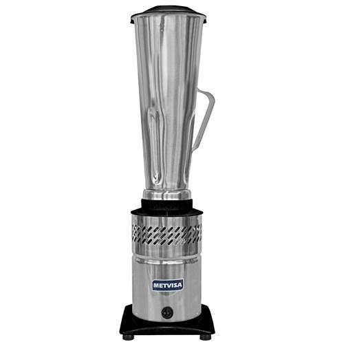 Liquidificador Industrial  8 Litros Inox Metvisa