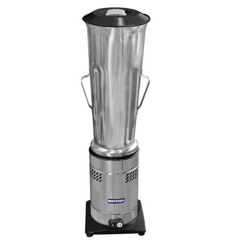 Liquidificador Industrial  8 Litros Inox Metvisa -  LQL8