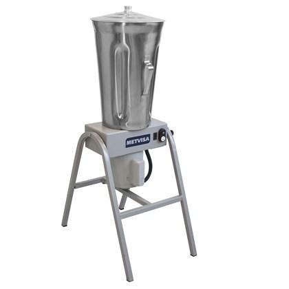 Liquidificador Industrial  Basculante   19 Litros Inox - Lql19 -  Metvisa