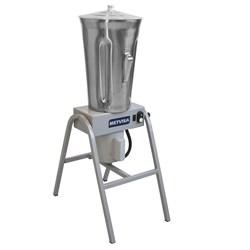 Liquidificador Industrial  Basculante   25 Litros Inox - Lql25 -  Metvisa