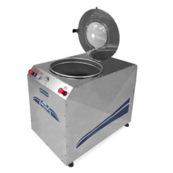 Masseira de pão Rapida 25 Kg Inox - Metvisa - Ari25