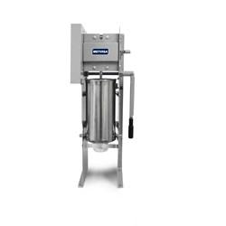 Masseira Maquina De Churros Vertical 6kg Inox - Metvisa - MCV06