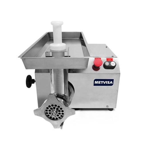 Picador Moedor De Carne Boca 22 Inox - Novo Modelo - PCI22L