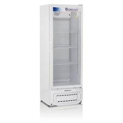 Refrigerador Vertical Gelopar 414 Litros Porta de Vidro Expositor Branca  (GPTU-40 BR)