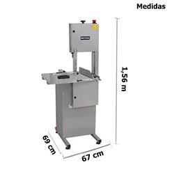Serra Fita 2,18 M Inox Média 1 Cv- Metvisa - SFMIM