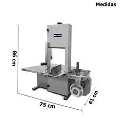 Serra Fita Com Picador Boca De 8 Fita 1,78 M - Metvisa - SFP8