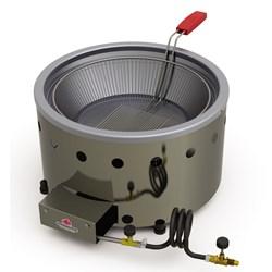 Tacho de Fritura a gás 7 Litros em Aço Inox Progas - PR-70G